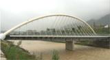 四川宜宾市人行天桥项目